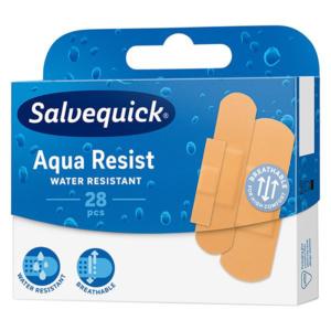 Salvequick Aqua Resist vízálló ragtapasz 28x