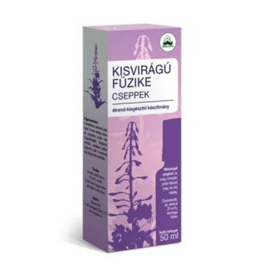 Bioextra Kisvirágú füzike cseppek 50ml
