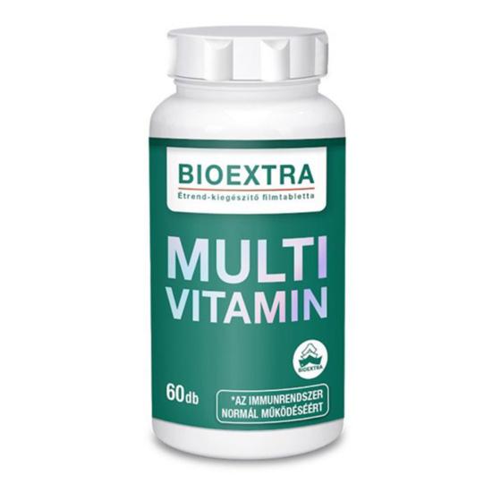 Bioextra Multivitamin filmtabletta 60x