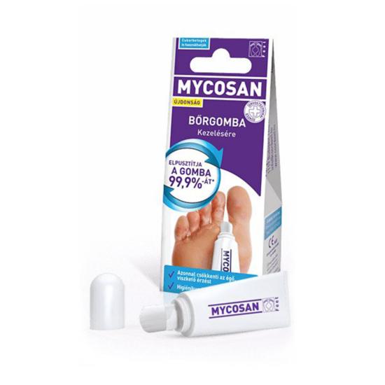 Mycosan Ecsetelő bőrgombára 15ml