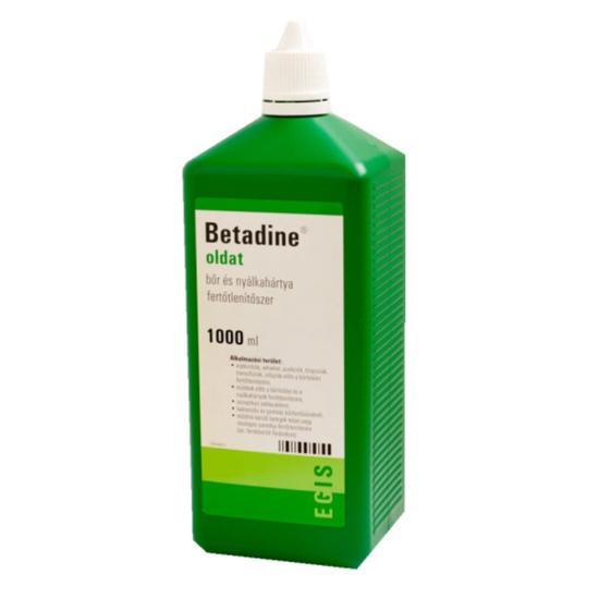 Betadine oldat 1000ml