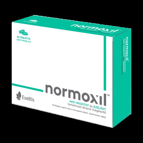Normoxil Mio-inozitol + Szelén tabletta 30x - Duó csomag