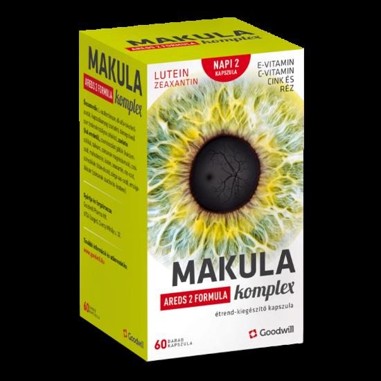 Makula komplex AREDS 2 FORMULA 60x