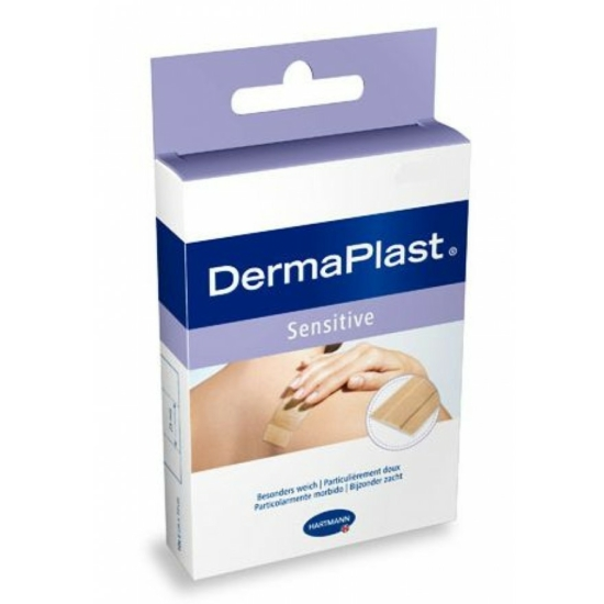DermaPlast Sensitive 19X72mm