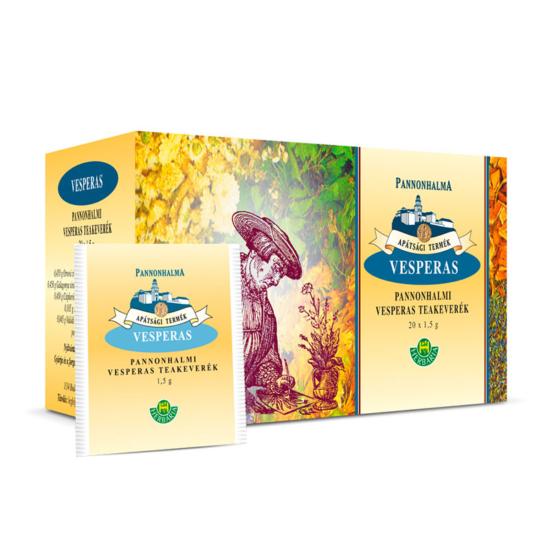 Pannonhalmi Vesperas tea 20x