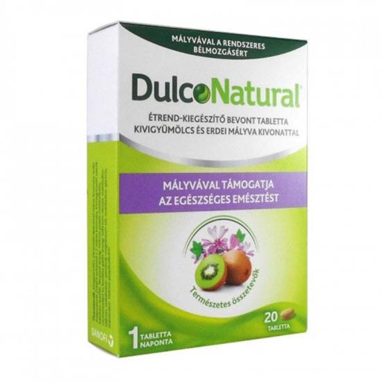 DulcoNatural bevont tabletta 20x