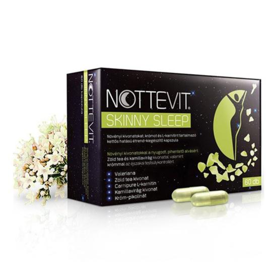 Nottevit Skinny Sleep kapszula 60x