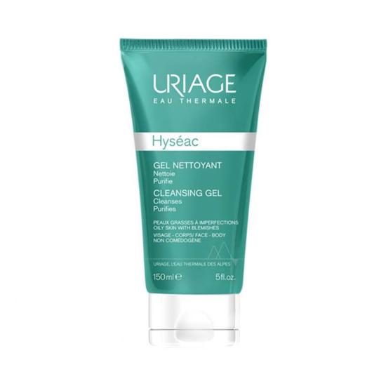 Uriage Hyséac habzó gél zsíros bőrre 150ml