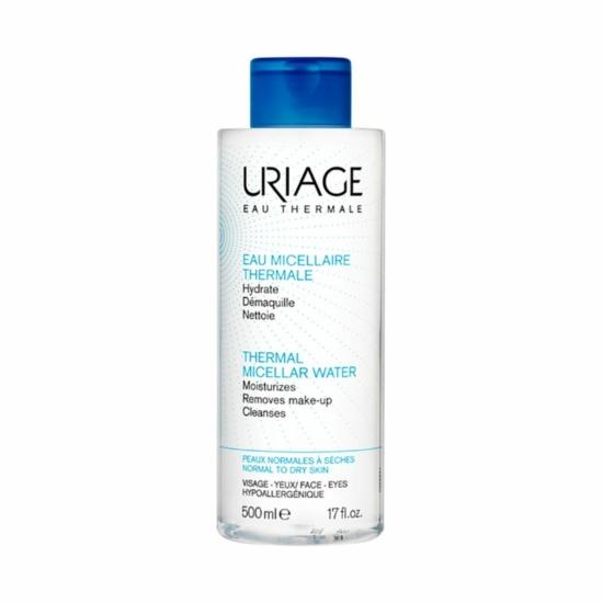 Uriage Micellás arclemosó normál bőrre 500ml