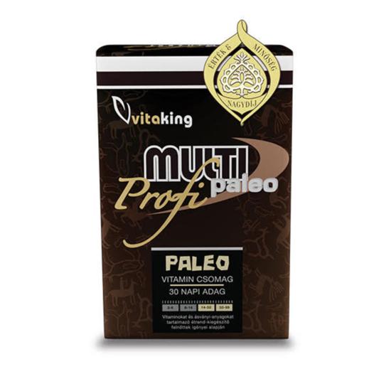 Vitaking Multi Profi Paleo vitamincsomag 30x